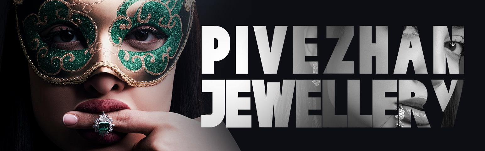 Pivezhan Jewellery Baner